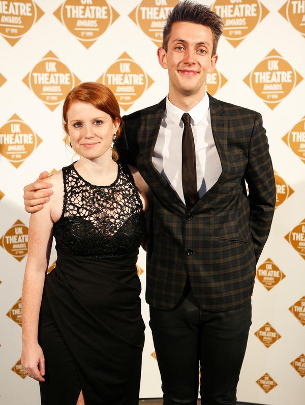 Claire Mckenzie and Scott Gilmour Photo