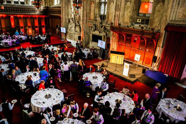 Photo Flash: Ian McKellen, Eileen Atkins & Vanessa Redgrave at UK Theatre Awards