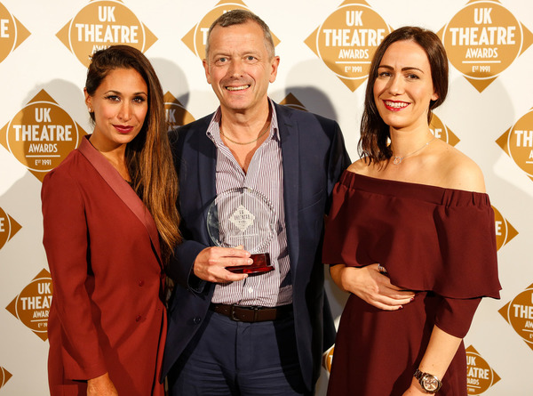 Achievement in Marketing winners Northern Ballet with Preeya Kalidas