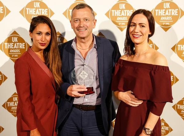 Achievement in Marketing winners Northern Ballet with Preeya Kalidas