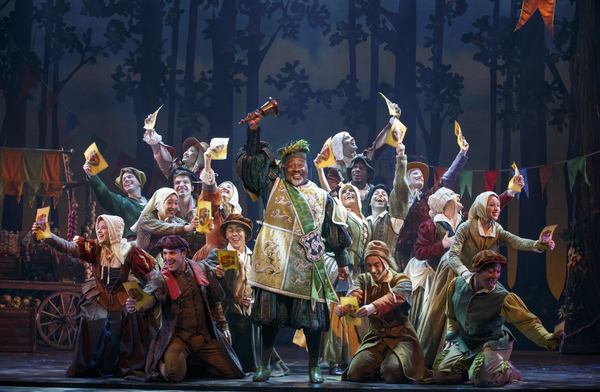 Photo Flash: The Shoe Fits! First Look at Tatyana Lubov and Hayden Stanes in CINDERELLA on Tour