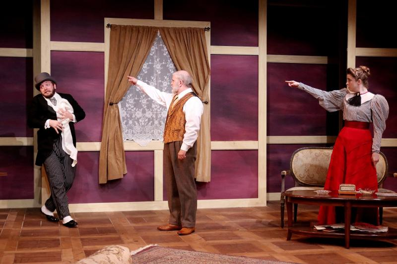 BWW Review: THE BEAR and THE PROPOSAL Delight Audiences at CTC