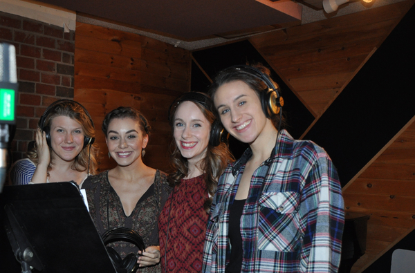 Exclusive Photo Coverage: CATS Cast Gets Ready for a Purrfect Holiday Season with Carols For A Cure