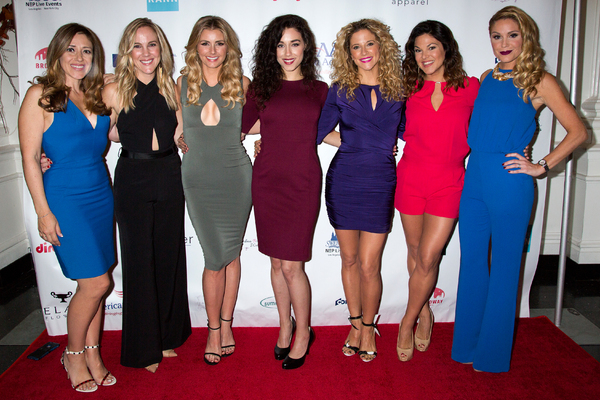 Pina De Rosa, Jenny Parsinen, Brianna Brown, Jade Tailor, Alexis Carra, Tracy Jai Edwards, Virginia Williams