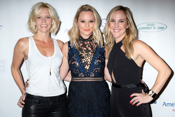 Jenifer Foote, Kate Levering, Jenny Parsinen