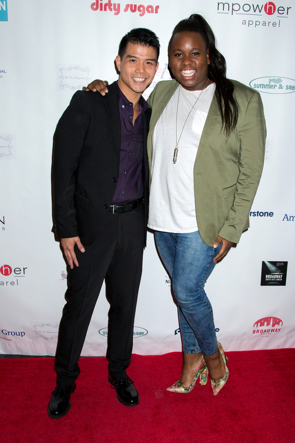 Photos: Broadway Unites to Sniff Out Cancer at Joe's Pub!
