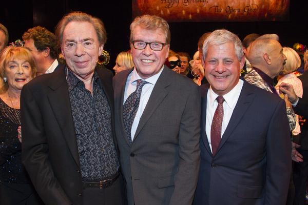 Photo Flash: PHANTOM OF THE OPERA Celebrates 30th Anniversary on West End