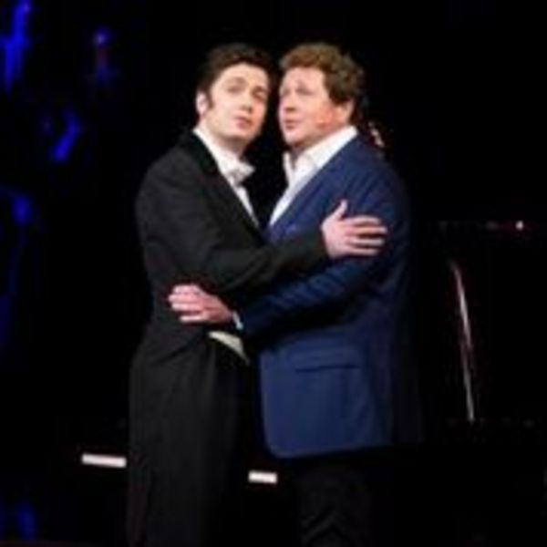 Nadim Naaman and Michael Ball