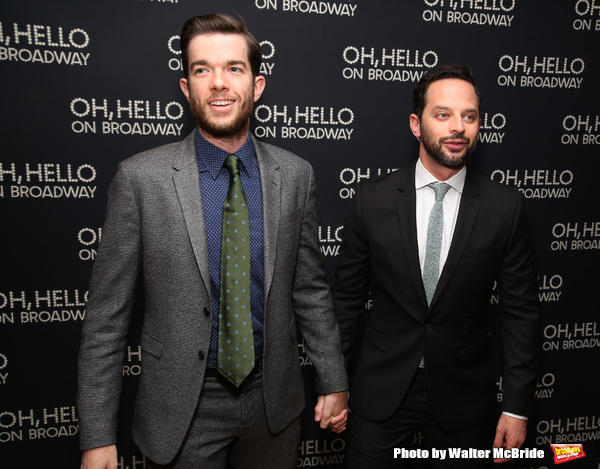 John Mulaney and Nick Kroll