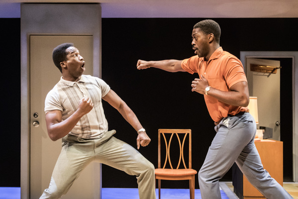 Photo Flash: First Look! ONE NIGHT IN MIAMI at the Donmar Warehouse