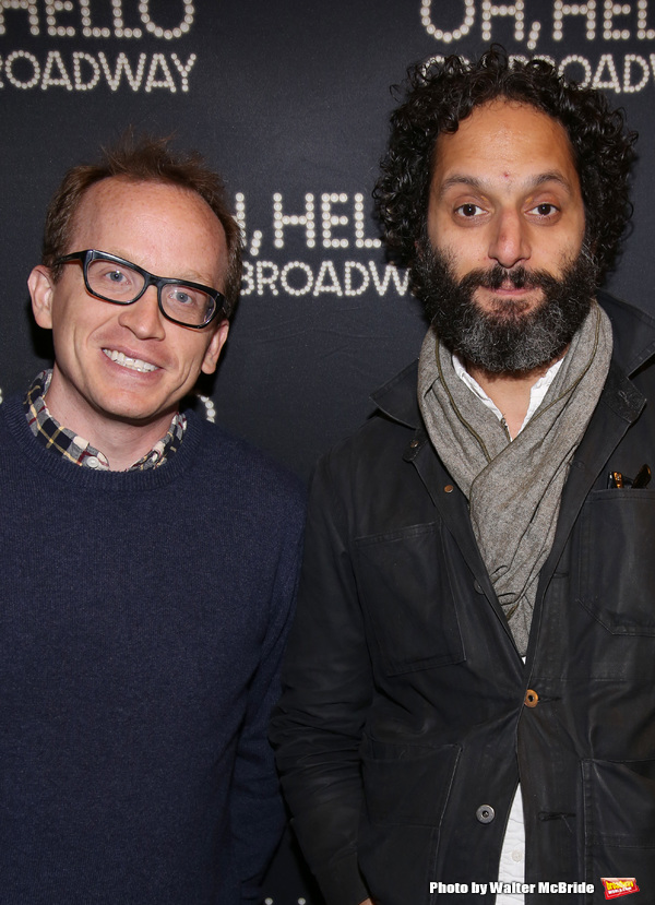 Chris Gethard and Jason Mantzoukas