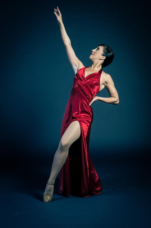 LAURI GREGOIRE, A Dancer's Life