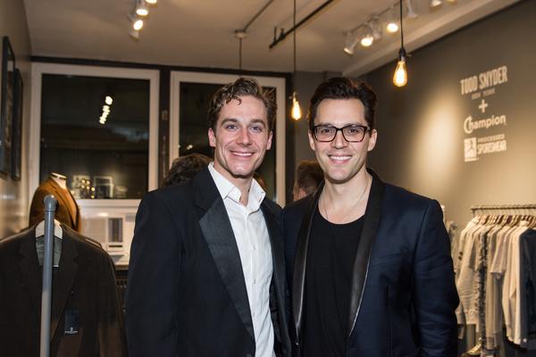 Nathan Madden, Ryan Silverman