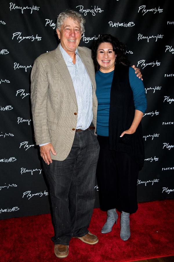 Bill Buell, Ruth Aguilar