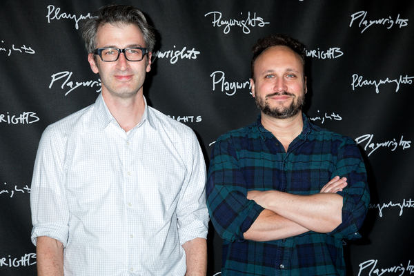 Photo Coverage: Meet the Company of Playwrights Horizons' RANCHO VIEJO