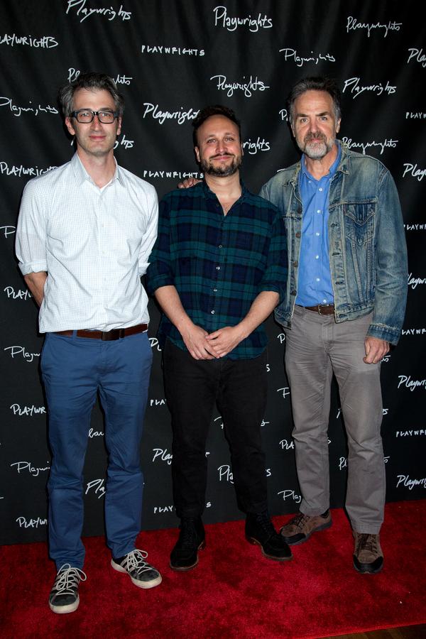 Daniel Aukin, Dan LeFranc, Tim Sanford