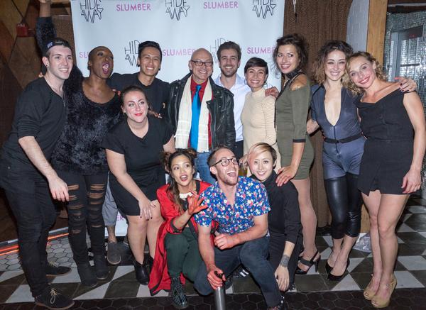 Photo Flash: SLUMBER Celebrates Opening Night at the House of Yes