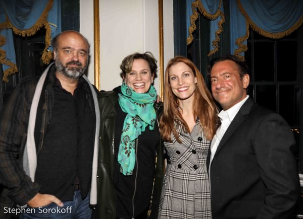 Photo Coverage: Rachael Ray, Tony Danza & More Visit CELEBRITY AUTOBIOGRAPHY