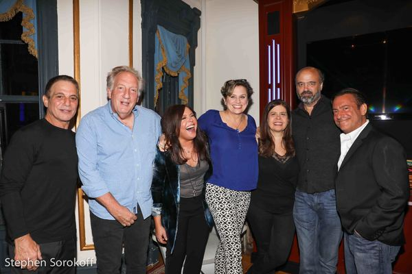 Tony Danza, Alan Zweibel, Rachael Ray, Cady Huffman, Dayle Reyfel, Scott Adsit, Eugene Pack