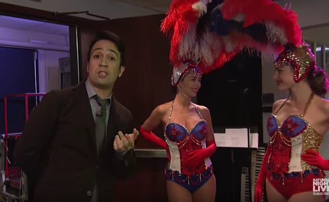 Check Out Full Lyrics to Lin-Manuel Miranda's SNL 'My Shot' Remix!
