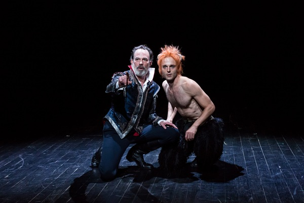 Photo Flash: First Look at Alley Theatre's A MIDSUMMER NIGHT'S DREAM