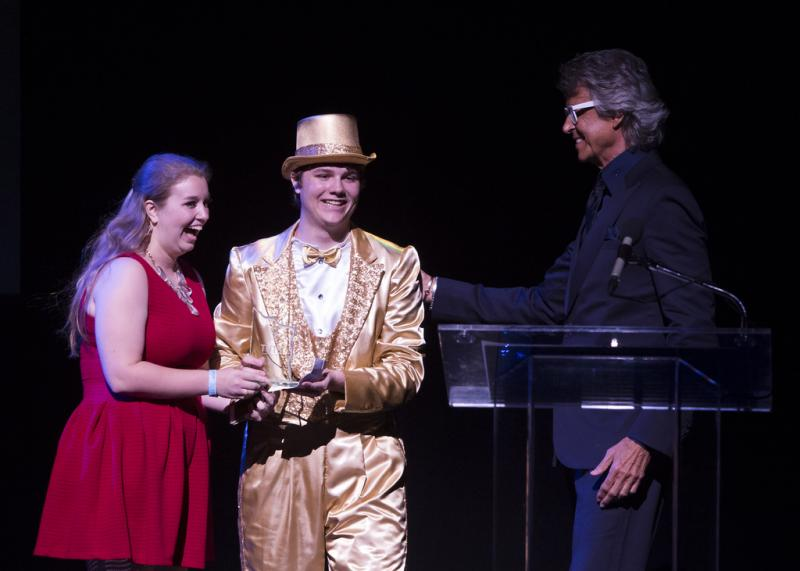 Shows Announced for TUTS' 15th Annual Tommy Tune Awards