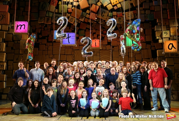 The Miracle of MATILDA: Revisit the Show's Most Picture-Perfect Poses in Its Final Months!