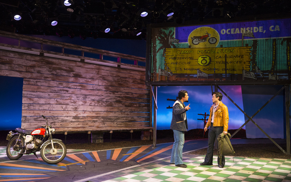 Photo Flash: First Look at Raymond Lee, Jennifer Ikeda and More in MTC's VIETGONE