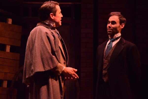 Photos: Centenary Stage Presents SHERLOCK HOLMES AND THE CASE OF THE JERSEY LILY