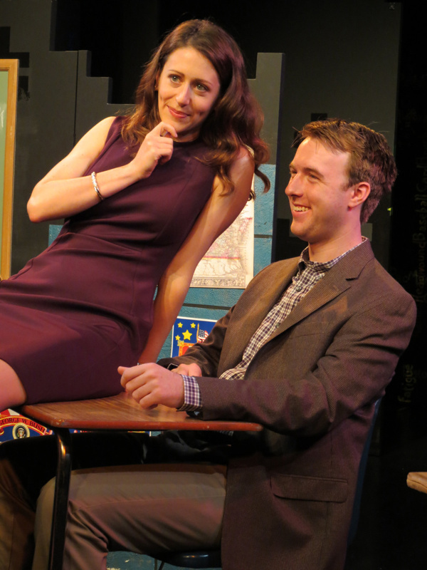 Photo Flash: Meet the Cast of MAD LOVE at NJ Rep
