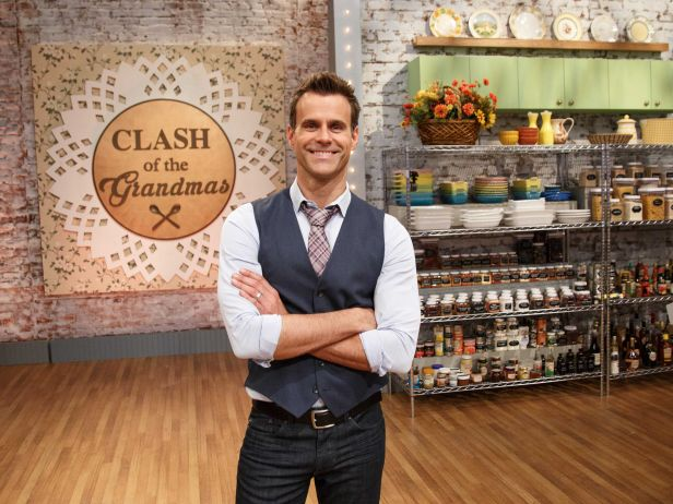 Food Network to Premiere New Series CLASH OF THE GRANDMAS, 11/13