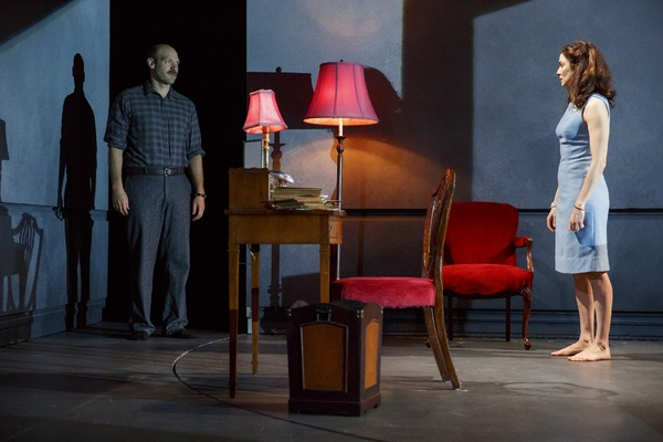 Photo Flash: First Look at Rachel Weisz and More in PLENTY at The Public Theater