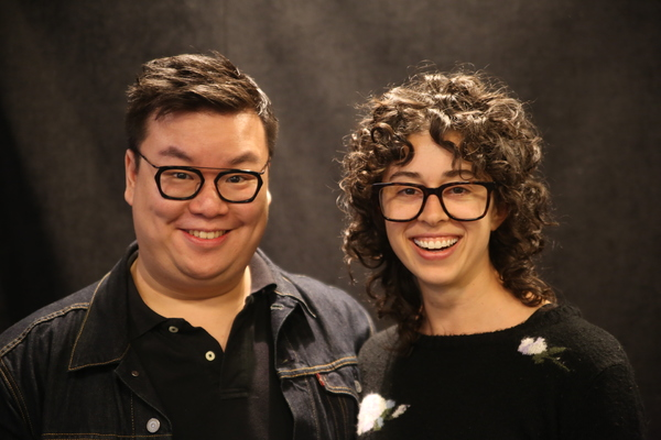 Eugene Ma and Adina Verson