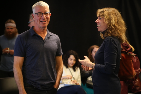 Photo Flash: In Rehearsal for SERVANT OF TWO MASTERS at Theatre for a New Audience