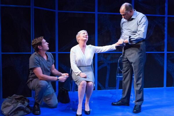 Tim Dugan, Jane Ridley, and Johnnie Hobbs, Jr.