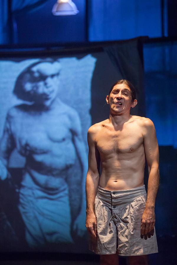 Photo Flash: First Look at Cincinnati Shakespeare's THE ELEPHANT MAN
