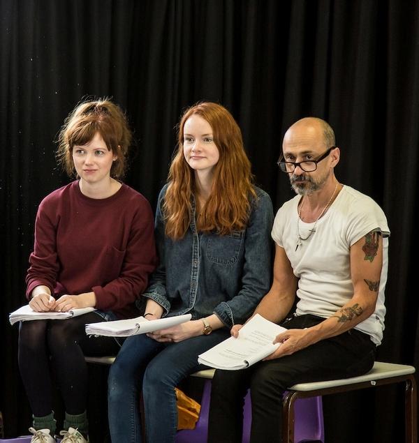 Carla Langley, Rona Morison, and Simon Gregor