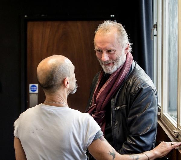 Simon Gregor and Aden Gillett Photo