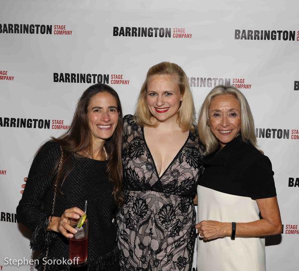 Laura Sorokoff Gelman, Haley Swindal, Eda Sorokoff