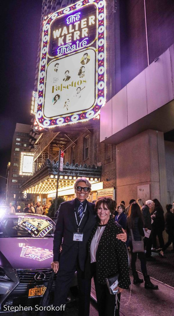 Tommy Tune & Michele Lee