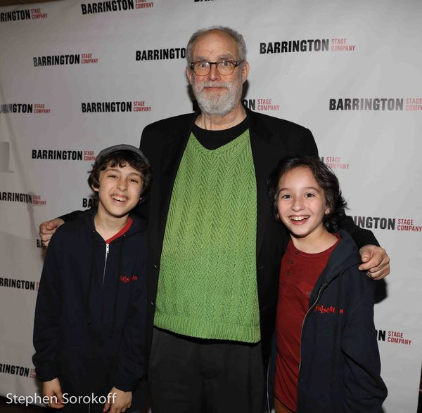 Anthony Rosenthal, William Finn, Peyton Lusk Photo