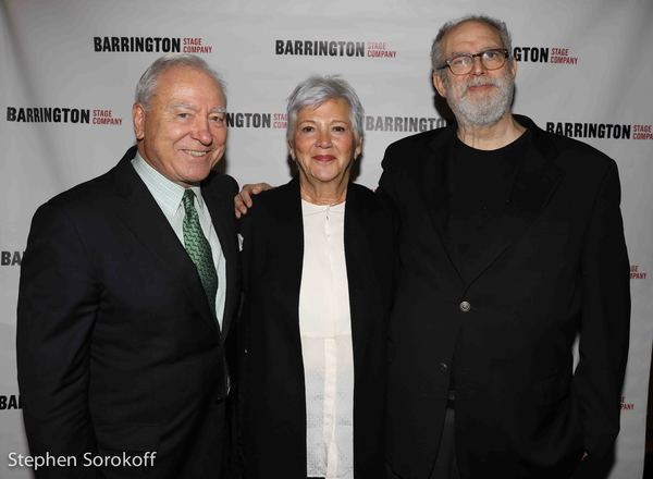 Bruno Quinson, Mary Ann Quinson, Board Chair, William Finn