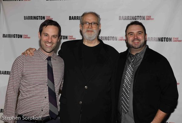 Photo Coverage: William Finn Honored by Barrington Stage Company at Falsettos