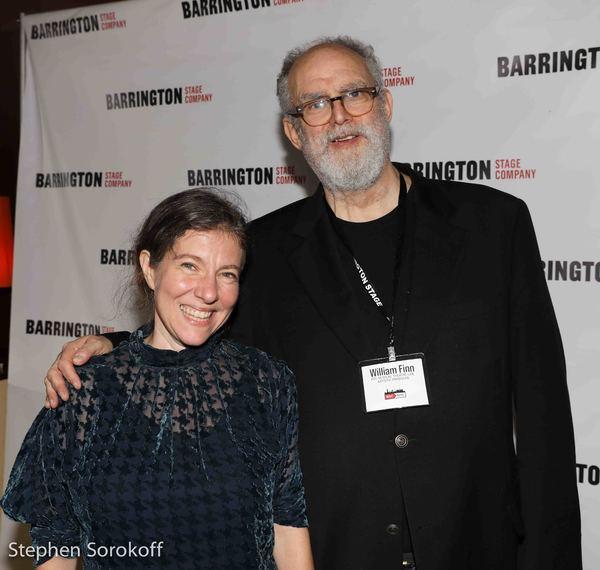 Rachel Sheinkin & William Finn