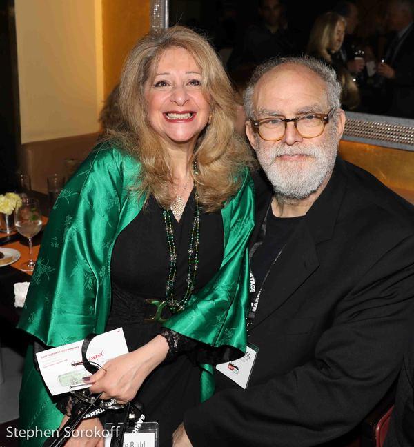 Julie Budd & William Finn
