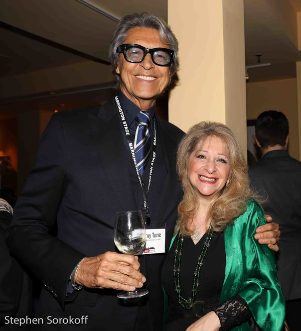 Tommy Tune & Julie Budd