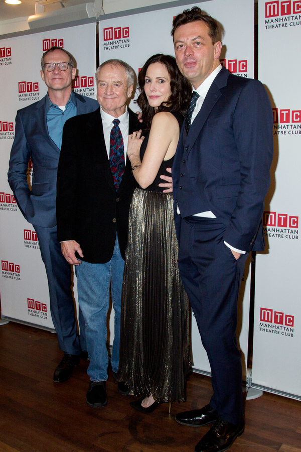 Mark Brokaw, Denis Arndt, Mary-Louise Parker, Simon Stephens