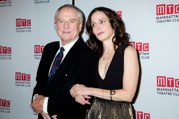 Denis Arndt, Mary-Louise Parker