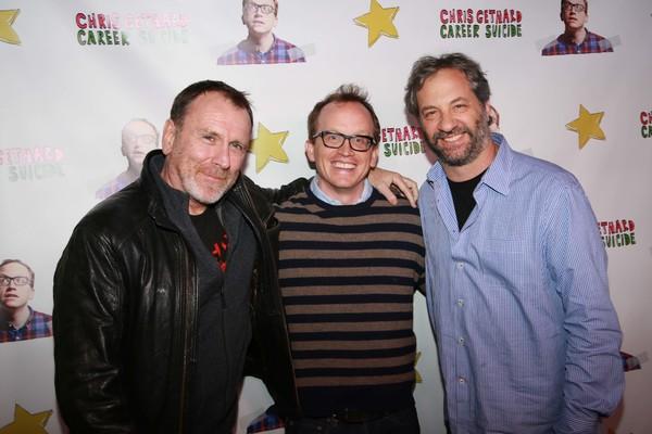 Colin Quinn, Chris Gethard, Judd Apatow