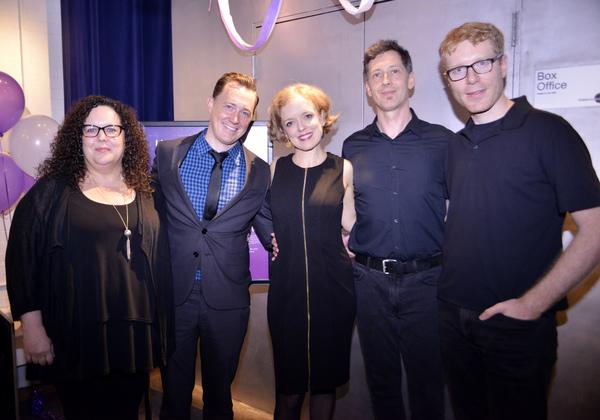 Julianne Wick Davis, Dan Collins, Nancy Anderson, Alexander Rovang, Tom Monkell